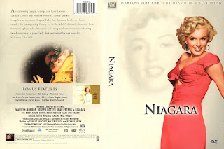Carátula dvd: Niágara (1953)