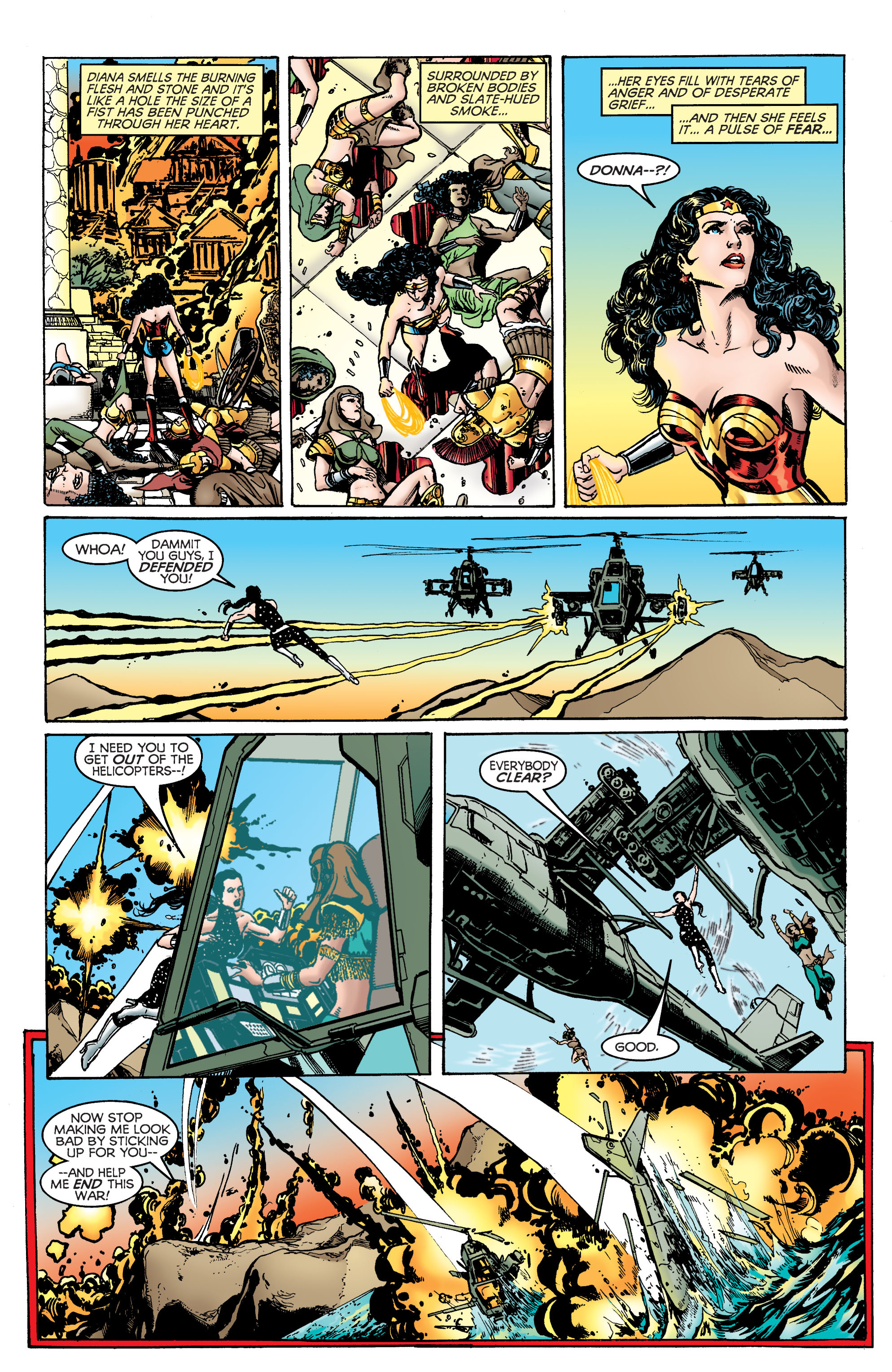 Read online Wonder Woman (1987) comic -  Issue #169 - 13