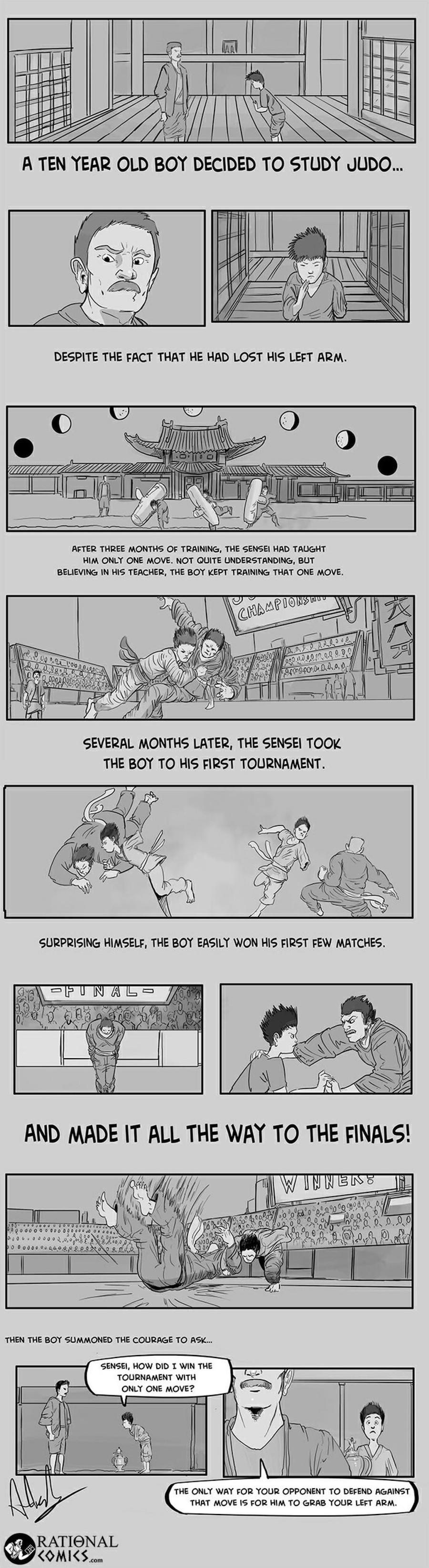 Study Judo