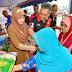 140 Penduduk Miskin Terima Bantuan Sempena Aidiadha