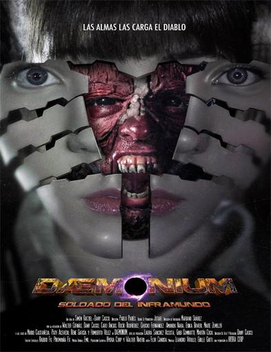 Ver Daemonium: Soldado del inframundo (2015) Online