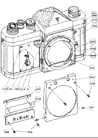 digital User manual: Nikon F Repair Manual