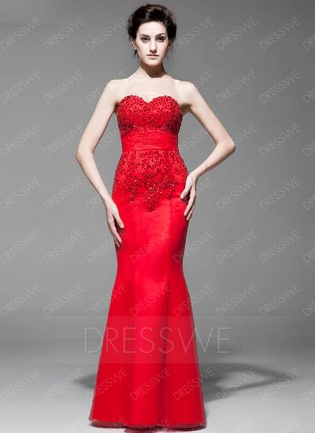 vestido de madrinha vermelho