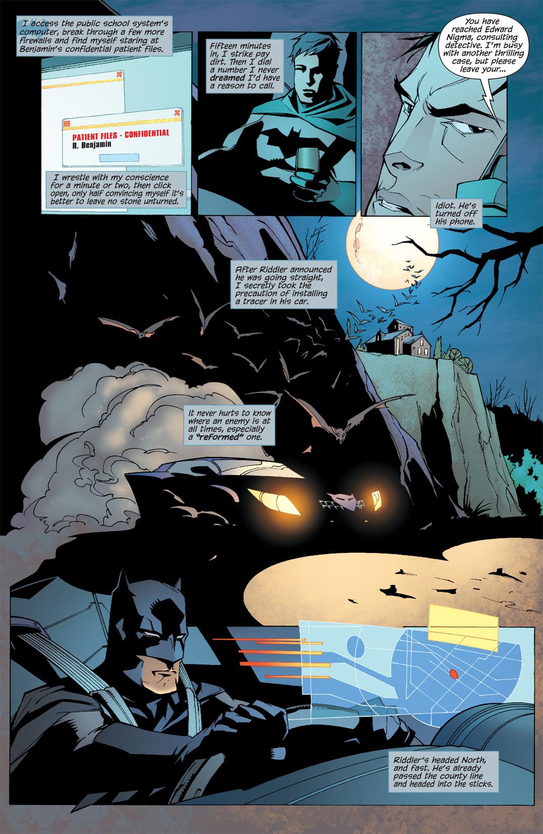 Detective Comics (1937) 845 Page 15