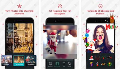 تطبيق Photo Grid لتحرير وتعديل الصور بامكانيات مذهلة - Download Photo Grid