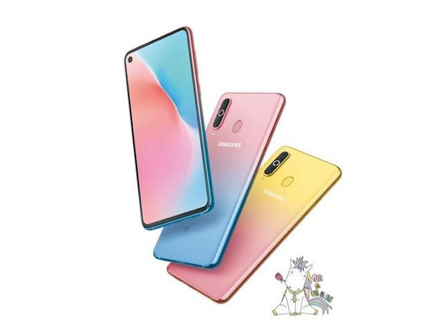 Dua Varian Warna Gradien Baru Untuk Galaxy A8s