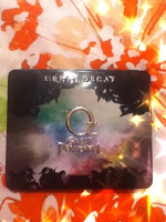 The Urban Decay's Oz The Great And Powerful -  Theodora Palette