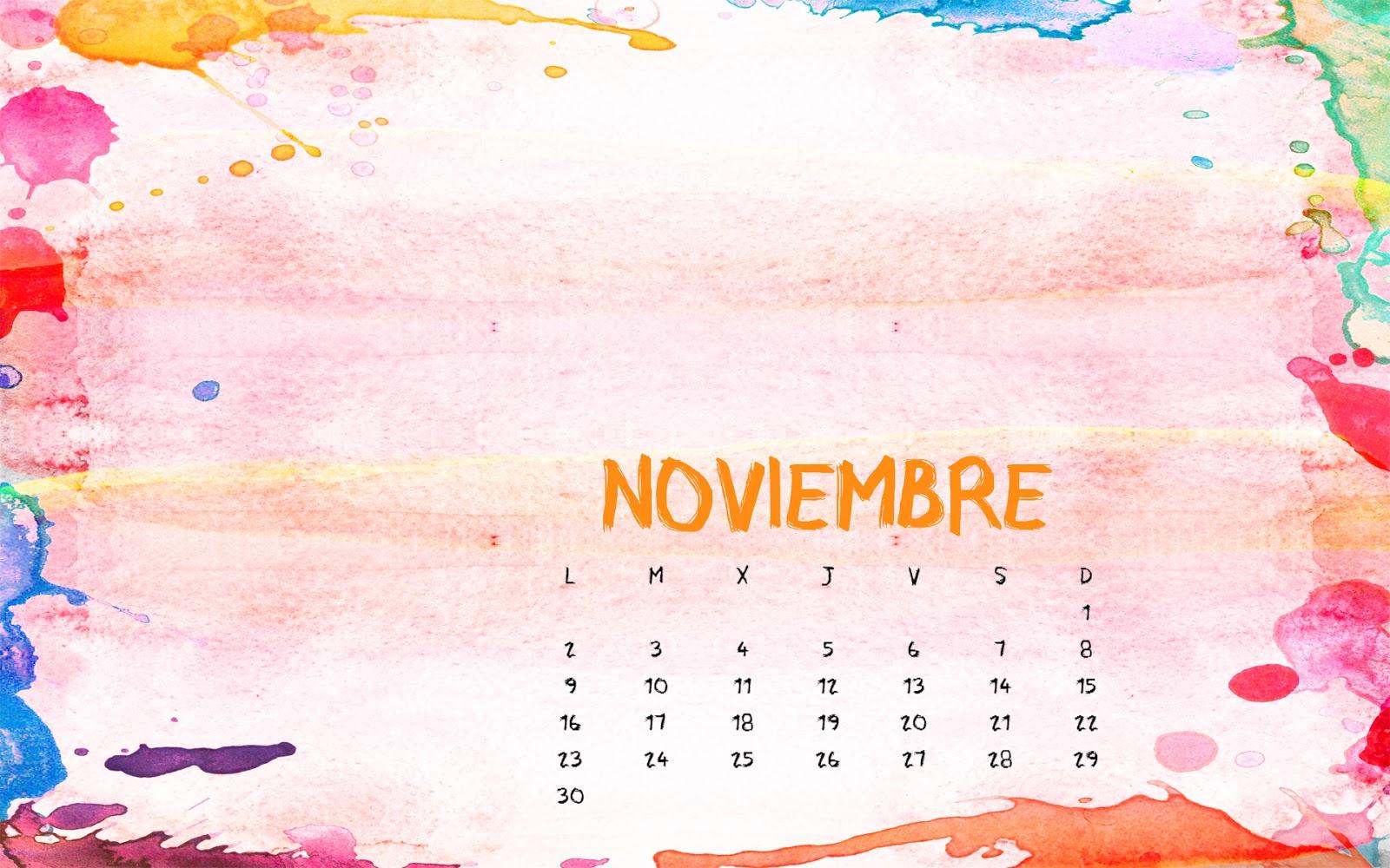 Mi Dulce De Melocoton: Fondo De Pantalla: Noviembre'15