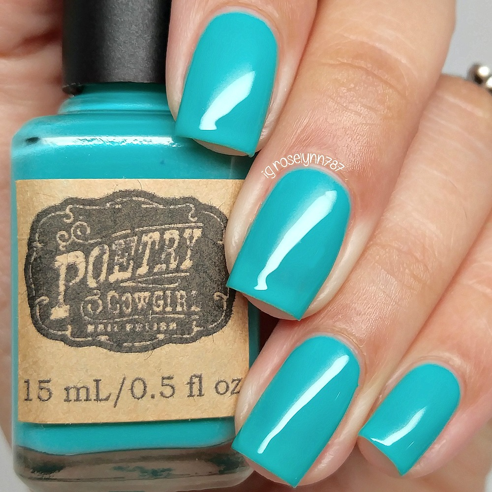 Poetry Cowgirl Nail Polish - Vintage Cremes & Galaxie - Manicured ...
