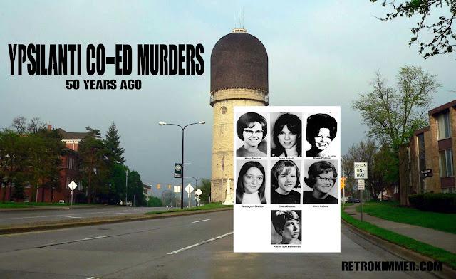 RETRO KIMMER'S BLOG: THE MICHIGAN COED KILLER: JOHN NORMAN