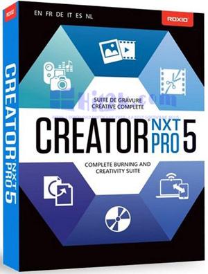 Corel Roxio Creator NXT Pro 5 Keygen [Latest] Full Version