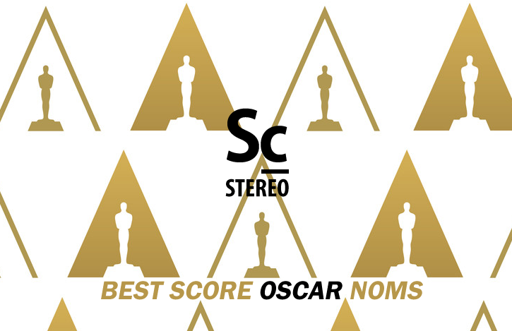 Best Score Oscar Nom Reaction - Soundcast Stereo (Ep. 23)