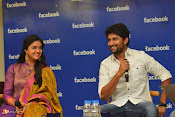 Nani and Keerhi Suresh at Facebook Office-thumbnail-20
