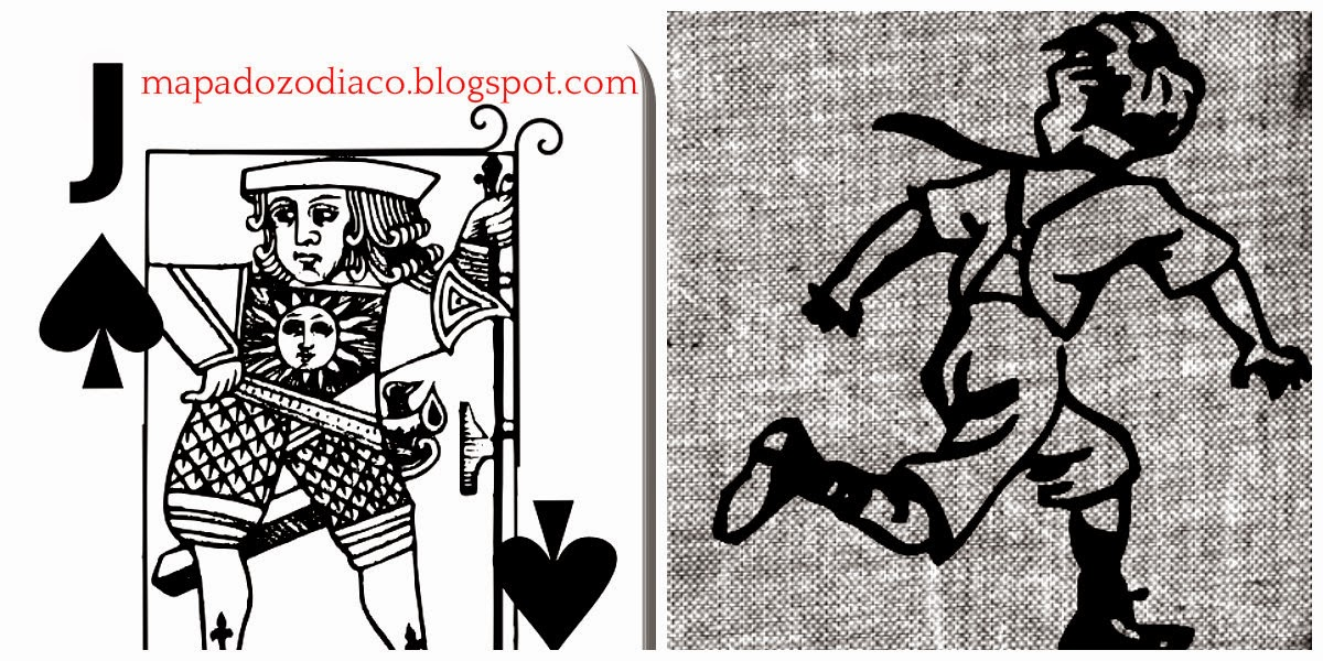 significado carta cigana lenormand crianca valete espadas
