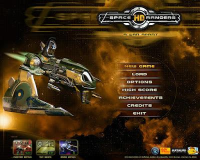 Space Rangers: A War Apart Game Screenshots 2012