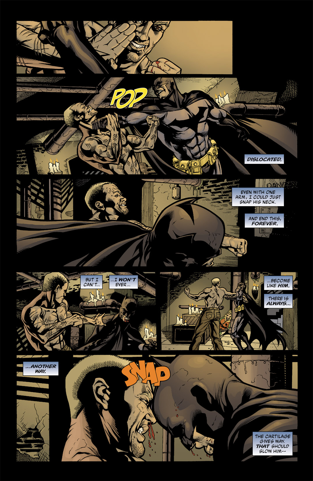 Detective Comics (1937) 796 Page 17