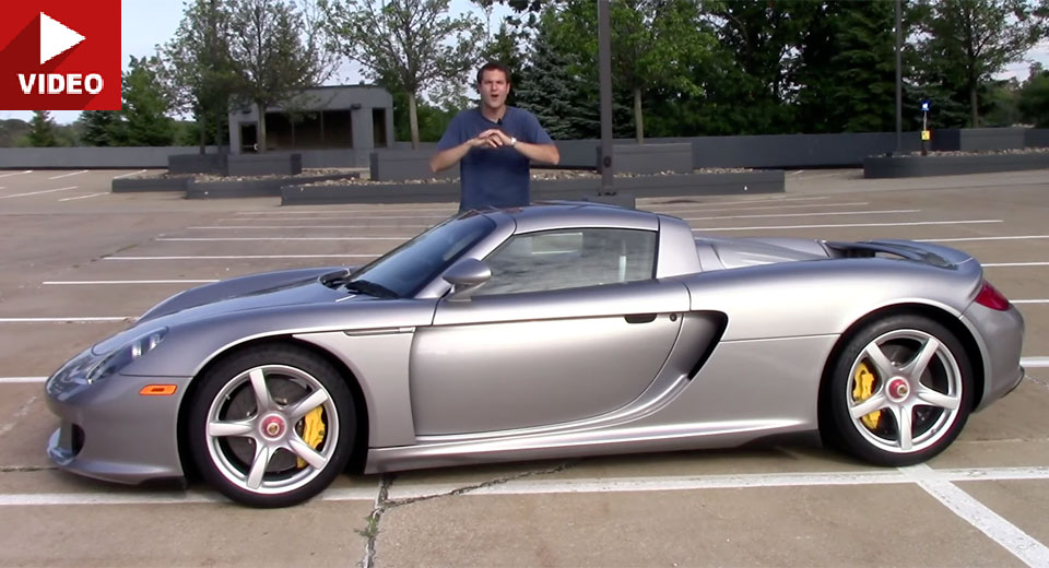 the porsche carrera gt could very well be the greatest car ever made. Black Bedroom Furniture Sets. Home Design Ideas