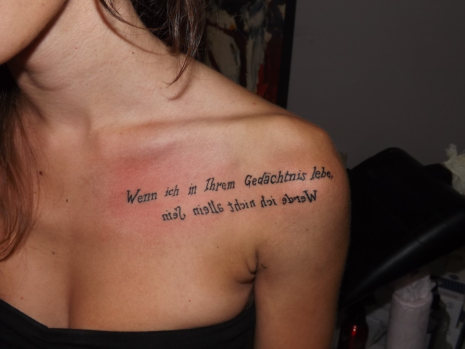 Tatuajes Con Letras Tatuajes Murcia