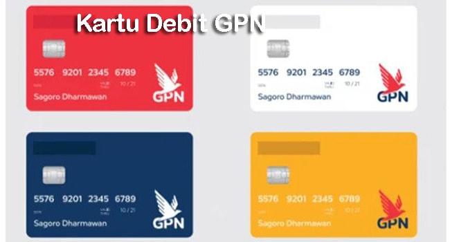 cara ganti kartu debit gpn