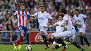 موعد مباراة Sevilla vs Atlético de Madrid اشبيلية واتليتكو مدريد اليوم الاحد 06-01-2019 في الدوري الاسباني