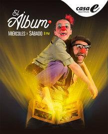 Poster El álbum Casa E