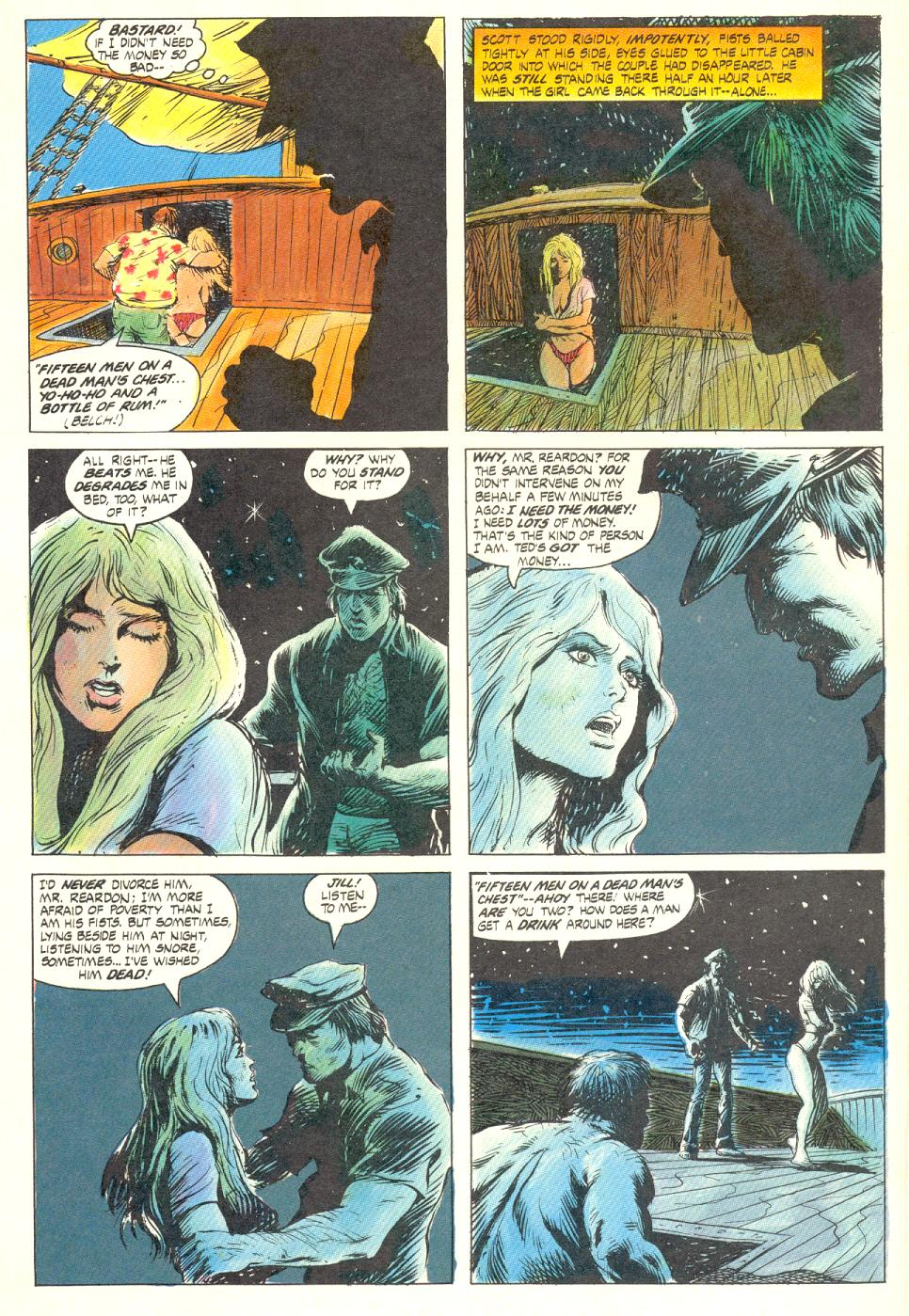 Read online Twisted Tales (1982) comic -  Issue #3 - 24