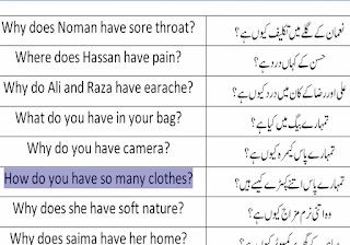 So therefore meaning in urdu