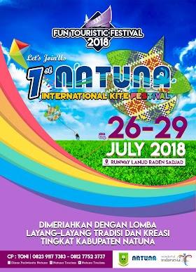 Festival Layang-Layang Natuna 2018