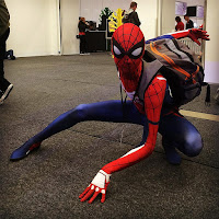 avcon 2018 - spiderman