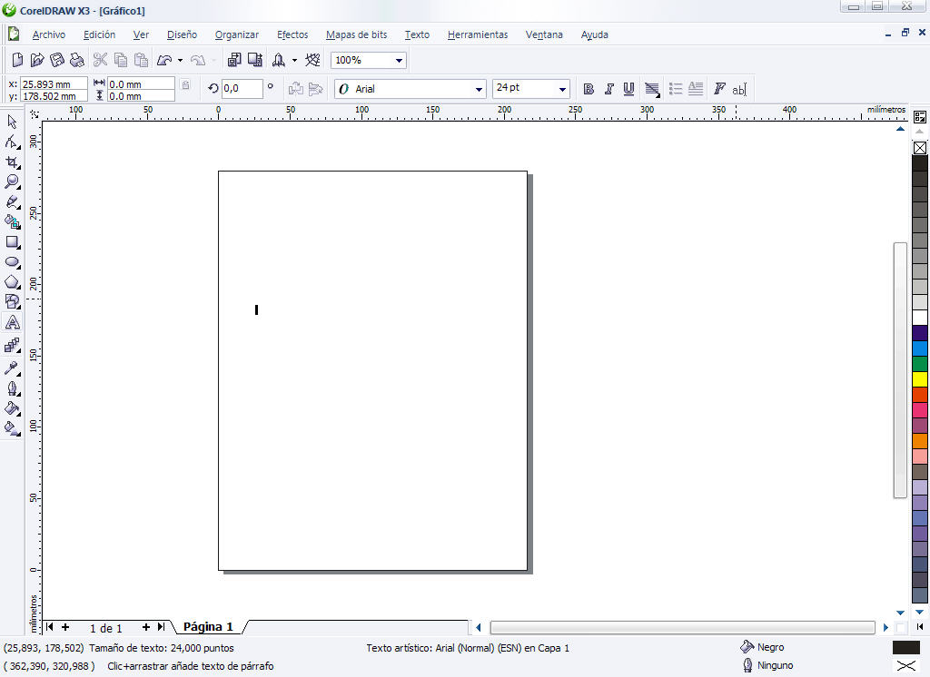 Sejarah CorelDRAW - CorelDRAW Versi X3 (2005)
