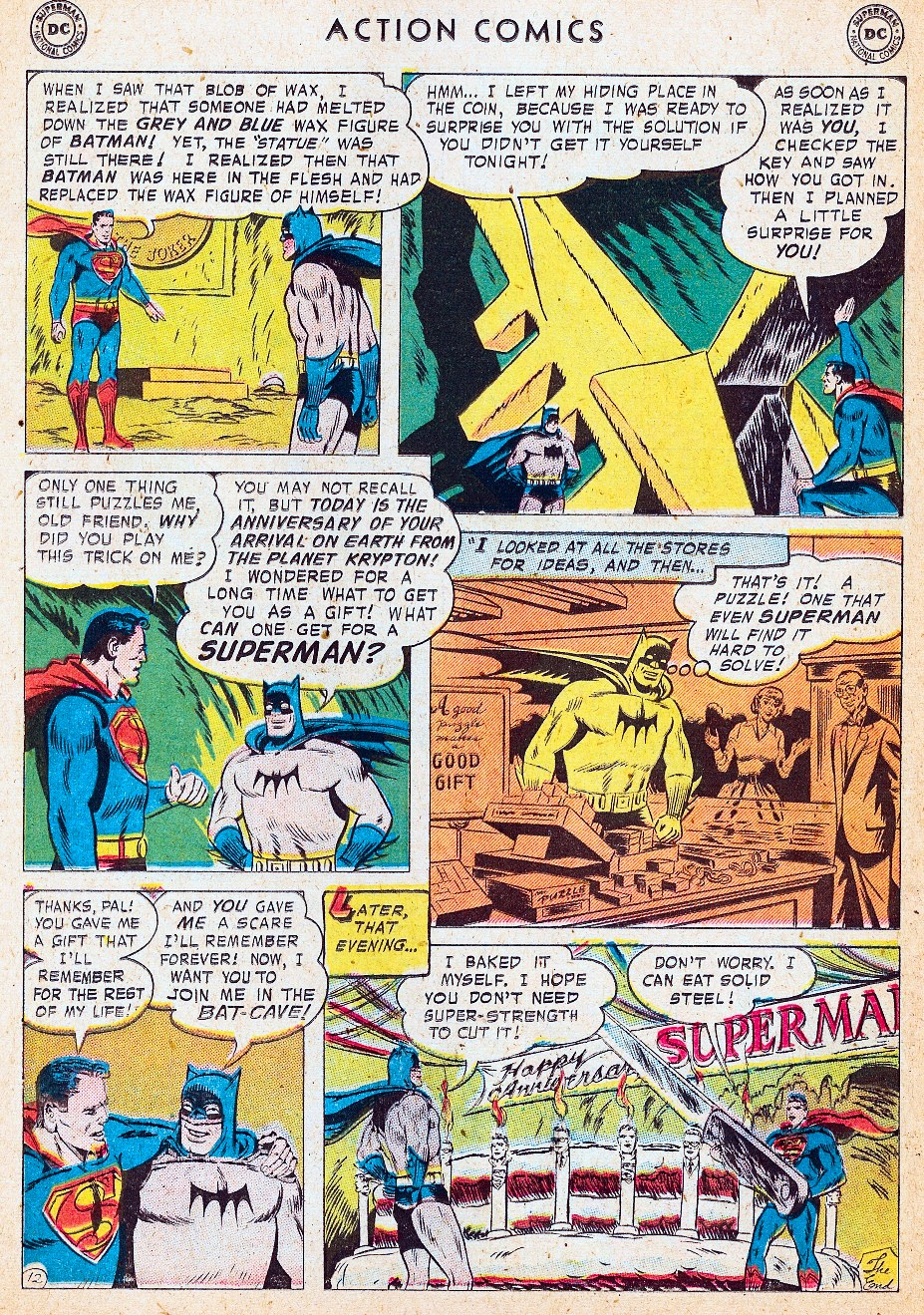 Read online Action Comics (1938) comic -  Issue #241 - 14