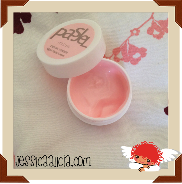 Review : Pasjel Cherry Tender by Jessica Alicia