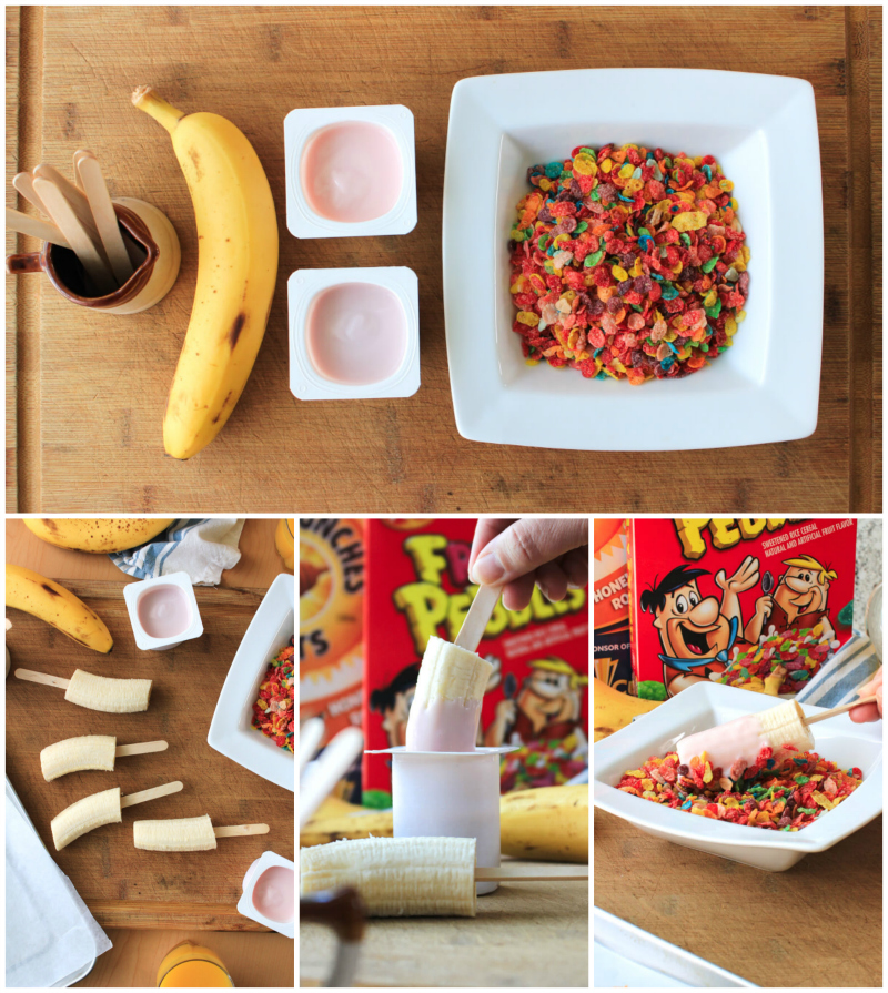 Make this easy breakfast recipe with just 3 ingredients! #AD