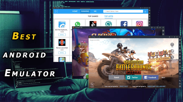 (LD player) The best android emulator for windows(windows10 & windows7).Free download it to play android games & android apps on PC.