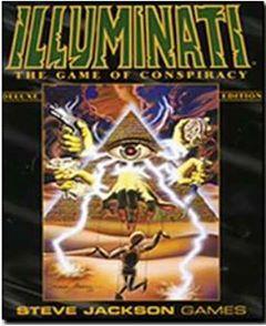 Tìm hiểu Game thẻ bài Illuminati: New World Order