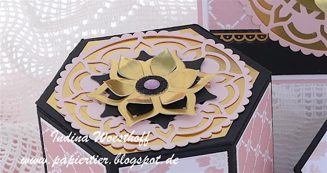 Stampin' Up! | Muttertag | Window Box | papiertier Indina | New 2017/18 | Verpackung | Anleitung | Tutorial