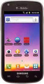 Samsung galaxy s (4g model).