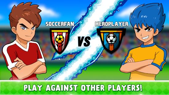 تحميل لعبة ابطال الكرة Soccer Heroes للاندرويد