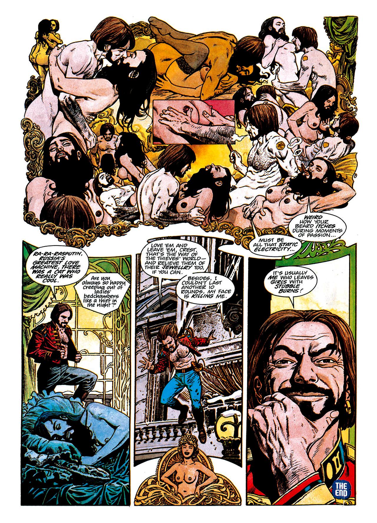Read online Nikolai Dante comic -  Issue # TPB 1 - 98