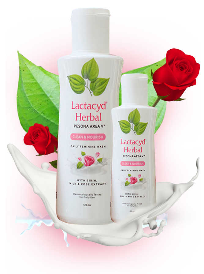 Lactacyd Herbal