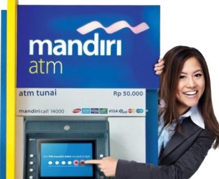 Kartu Yang Dapat Di Gunakan Di Atm Bank Mandiri Informasi Perbankan