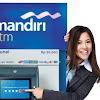 Kartu Yang Dapat di Gunakan di ATM Bank Mandiri