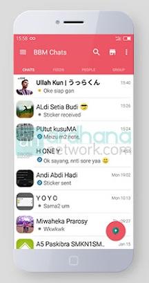 BBM Pink 2.12.0.9 APK
