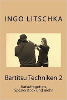Jiutsufragetten, Spazierstock und mehr ist der dritte Band der Bartitsu Serie von Ingo Litschka