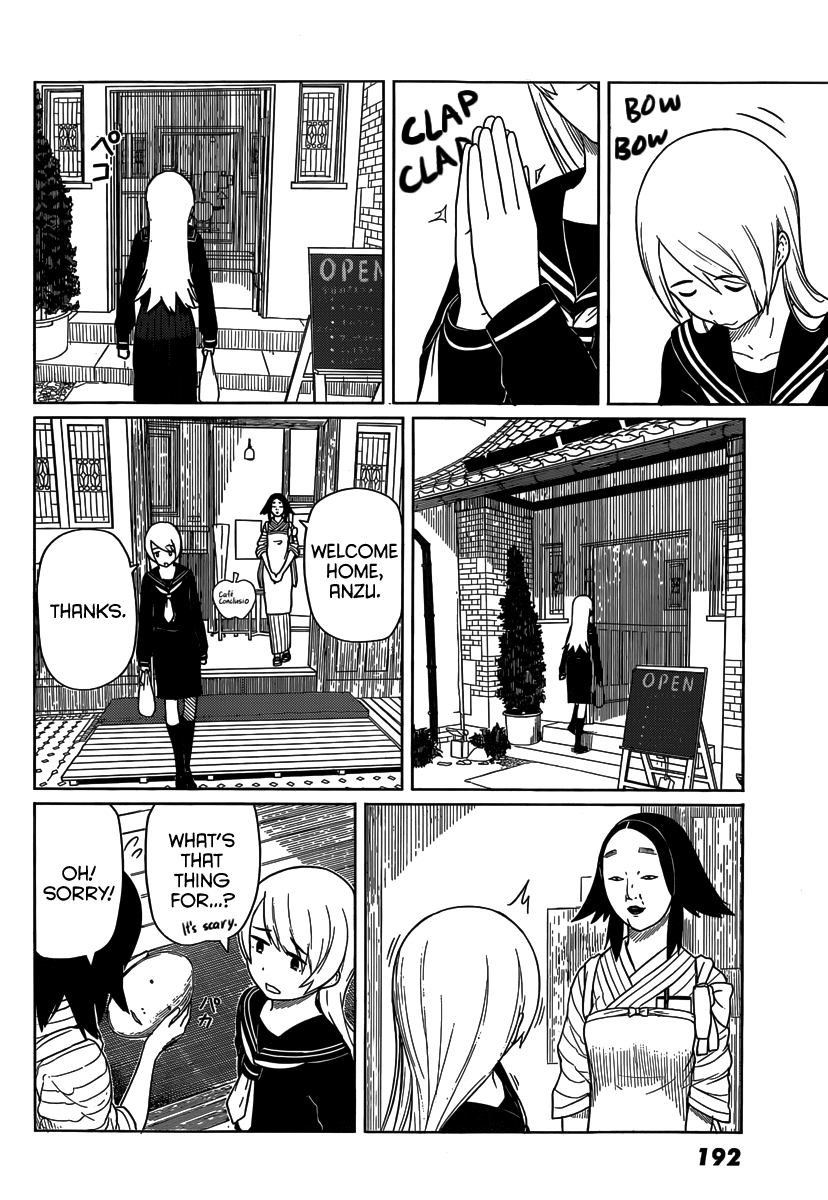Flying Witch - Chapter 18
