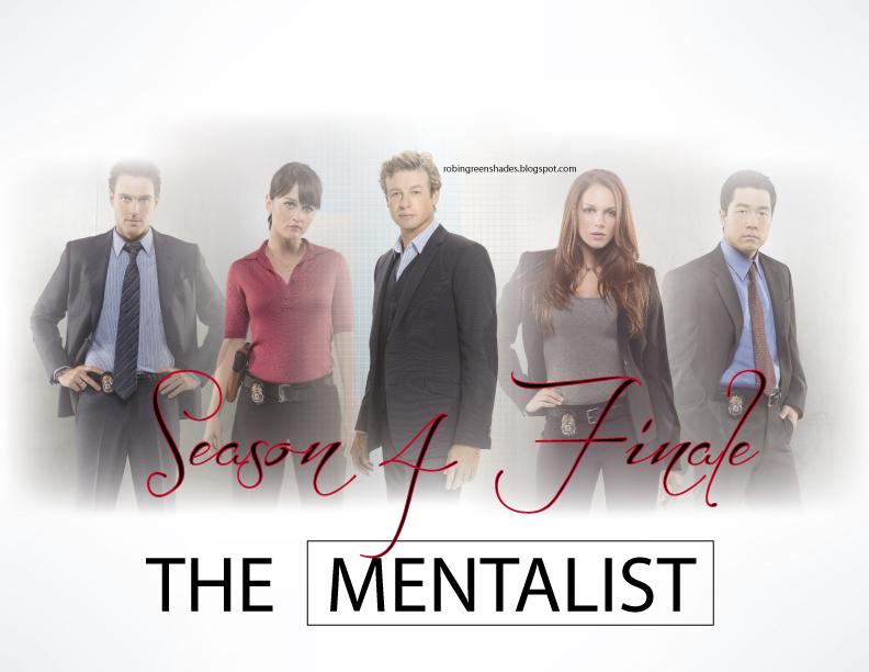 Robin's Green Shades: The Mentalist Season 4 Finale