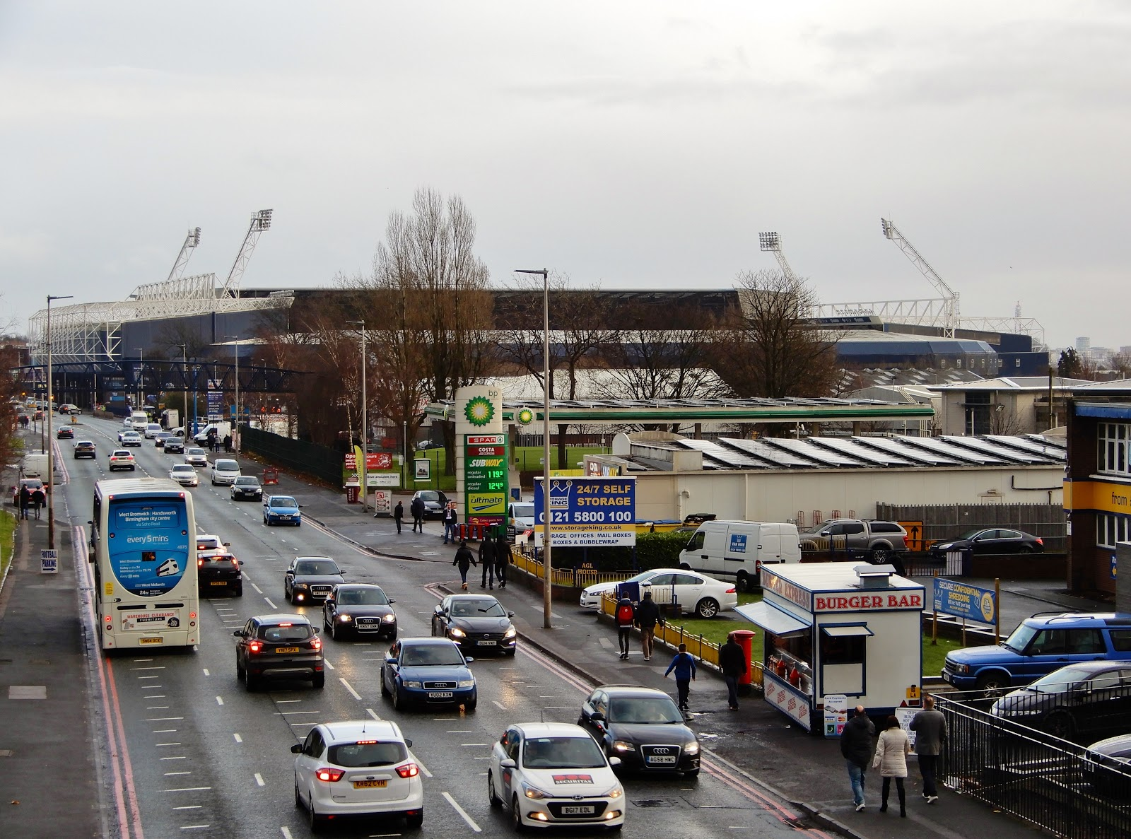 Extreme Football Tourism England West Bromwich Albion Fc