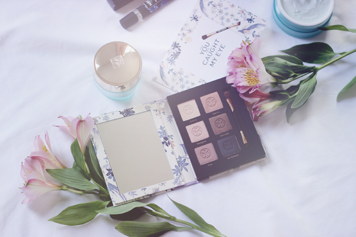 Tory Burch 'Pas du Tout' Eyeshadow Palette blog review