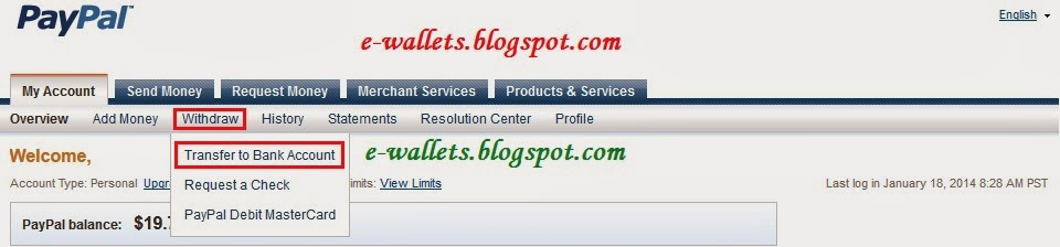 E-Wallet Payments Solution: How To Verify PayPal Account By