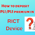 How to deposit  RPLI /PLI premium in RICT Device|Post office|RD Tech Channel